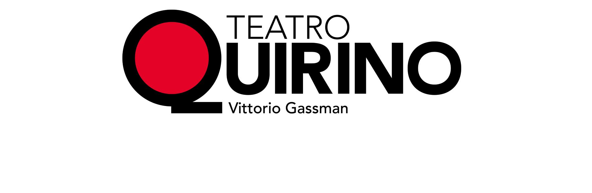 logo del teatro quirino